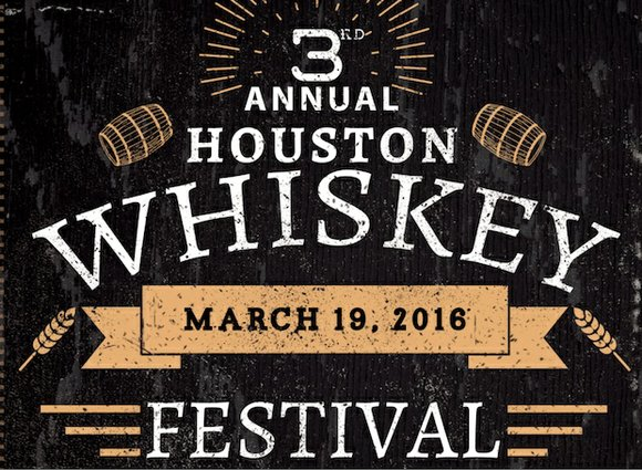 The 3rd annual Houston Whiskey Festival will host whiskey enthusiasts on Saturday, March 19th from 6 pm to 10 pm ...