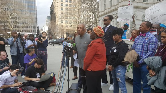 Two days after U.S. Attorney Preet Bharara announced he would not pursue charges against the officers responsible for killing Ramarley ...