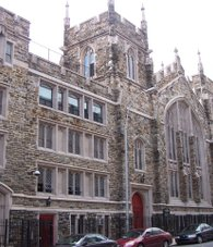 Abyssinian Baptist Church