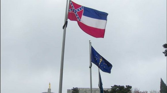 Oregon Legislative leaders first wanted to give the state of Mississippi a chance to change the flag on its own