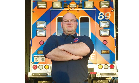 Dan Fellows, fleet manager for the Richmond Ambulance Authority will go as far as the sun to ensure the highest ...