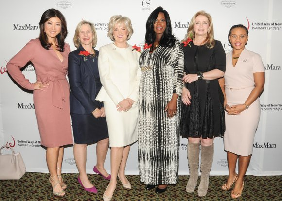The United Way of New York City's Women's Leadership Council's held it's 10th annual Power of Women to Make a ...