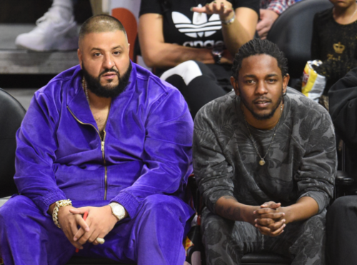 DJ Khaled is currently busy perfecting a record specially made for Kendrick Lamar.