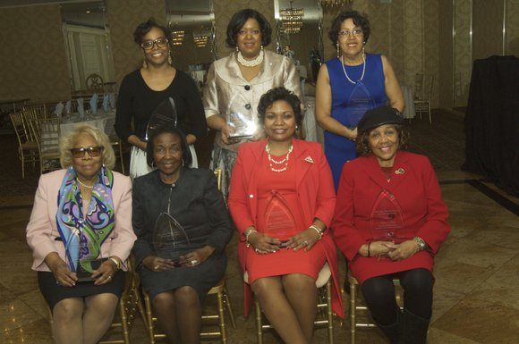 More than 500 guests attended the 18th annual awards ceremony held by the Bronx alumnae chapter of Delta Sigma Theta ...