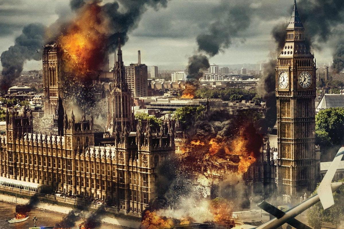 London Has Fallen German Stream