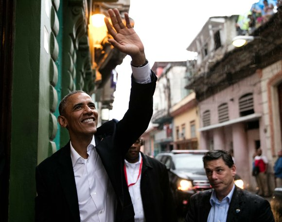 Yesterday, President Obama made history. For the first time ever, Air Force One touched down in Havana, Cuba.