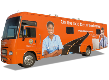 Joliet - The Will County Mobile Workforce Center will be making several stops in August to communities around the county. ...