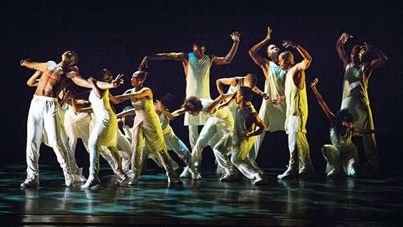 Alvin Ailey American Dance Theater came to Boston last week, performing an array of traditional and new works in five ...