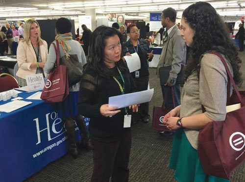 On Tuesday, April 5, job seekers will have the opportunity to meet face to face with recruiters from over 70 ...