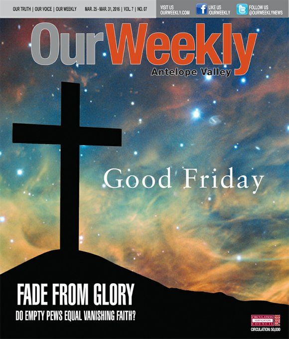 It's Holy Week for Christians around the world. And nestled between Palm Sunday and Easter is Good Friday, the 24-hour ...