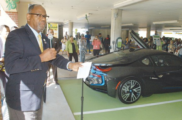 Georgia Piedmont Technical College students, staff and faculty can now charge their electric vehicles on the college's DeKalb Campus in ...