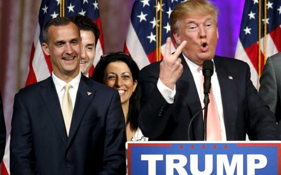 Earlier today, Corey Lewandowski, Donald Trump's campaign manager, was charged with misdemeanor battery by Florida police after Lewandowski forcefully grabbed ...