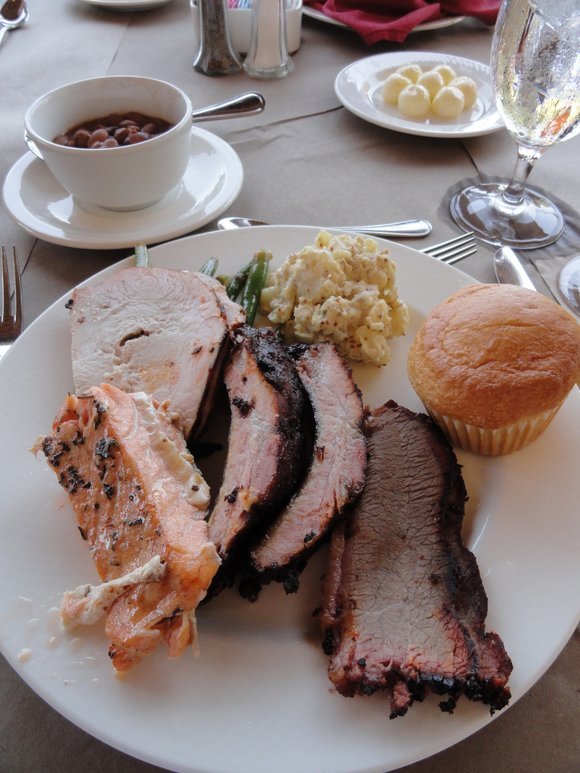 Brisket, rib tips, pork shoulder, ham, chicken, beef ribs, burnt ends, lamb—the options are endless for those who love barbecue.