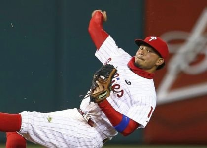 After winning five consecutive National League East titles, the Phillies fell to .500 in 2012 and then 73-89 the following ...