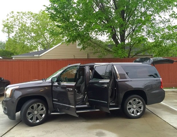 2016 yukon denali xl every bell and whistle needed houston style magazine urban weekly. Black Bedroom Furniture Sets. Home Design Ideas