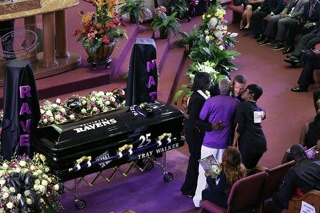 Tragedy struck the Baltimore Ravens recently. For the first time, an active player passed away. Tray Walker was only 23 ...