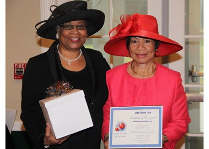 The sixth annual Irene Bennett Reid Memorial Tea sponsored by Leah's Book Club honored eleven women in the community and ...