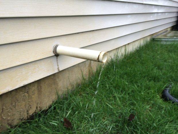 Sump pump discharge will be regulated now in Joliet.