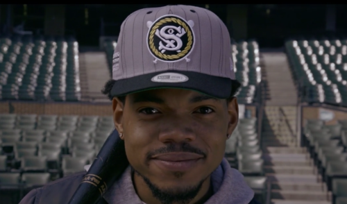 26d5166500ca9 Chance partnered with New Era to give the Chicago White Sox hats a fresh  look. Chance The Rapper