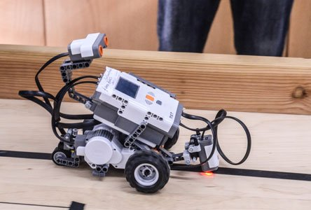 Students in Baltimore City Community College's Robotics/Mechatronics Technology Program are learning how to maintain and operate modern robots.