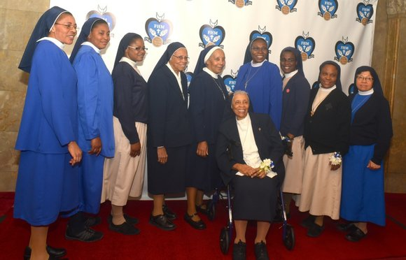 The Franciscan Handmaids of the Most Pure Heart of Mary, Inc. (FHM), one of three orders of mostly Black nuns ...