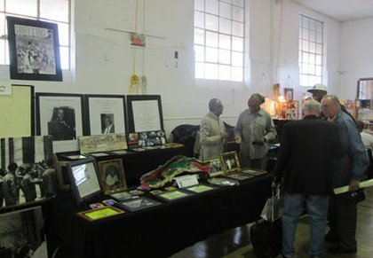 The National Black Memorabilia Fine Art & Crafts Show will be held on Saturday and Sunday, April 9 and 10, 2016 at the Montgomery County Fairgrounds located at 16 Chestnut Street in Gaithersburg, Maryland. This is the largest black memorabilia show in the country. For information, call 301-649-1915.