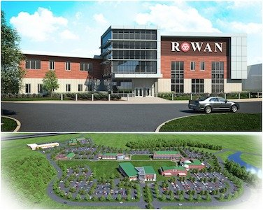 Rowan College at Burlington County (RCBC) recently unveiled the first images of the state-of-the-art Student Success Center that will serve ...