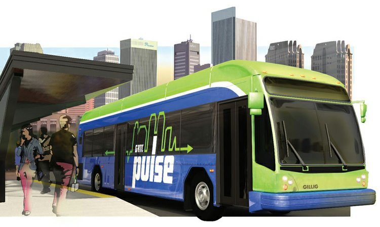 Grtc S Planned Bus Rapid Transit Already 11 5m Over Projection Richmond Free Press Serving