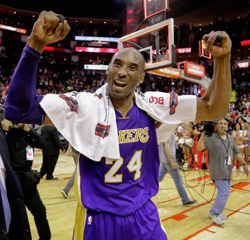He may have retired over 12 months ago, but NBA great Kobe Bryant still reigns supreme in China. The former ...