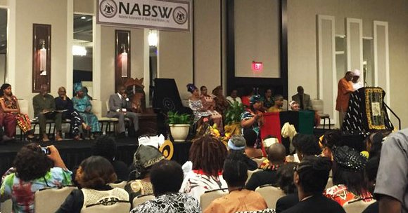 During a recent March 25th presentation at the National Association of Black Social Workers, Inc. 48th Annual Conference in New ...