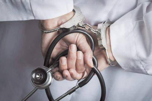A bill that would require medical practitioners to notify their patients if they are on probation for serious infractions moved ...