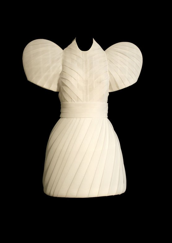 Dice Kayek, a Paris-based couture house, was created in 1992 by the Turkish sister duo, Ece and Ayse Ege.