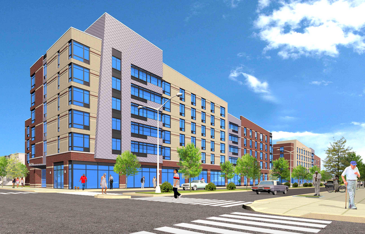 Gateway Elton Apartments Floor Plans: New East New York Housing Will Be More Affordable