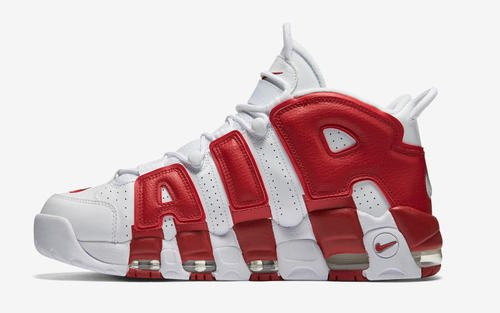 Nike's Air More Uptempo is finally getting its time in the spotlight.