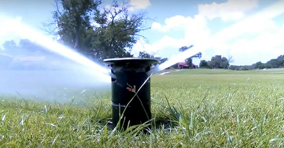 When spring rains give way to summer temperatures, limits on lawn watering become a regular fixture in the area; at ...
