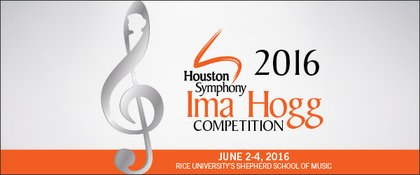 41st annual Houston Symphony Ima Hogg Competition