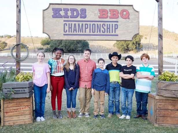 Food Network Kids Bbq Championship Season