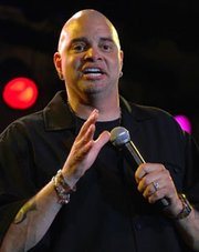 Comedian Sinbad will be performing at Charles Town, Hollywood Casino on Saturday, April 23, 2016.