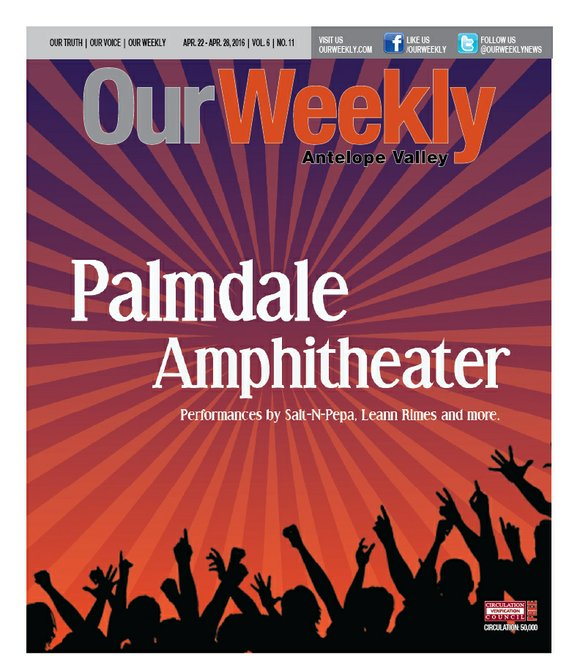 Music fans will have an exciting menu to select from this summer as the Palmdale Amphitheater will present its summer ...