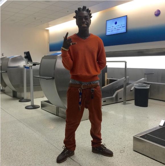 Kodak Black Has Been Released From Jail | Houston Style Magazine