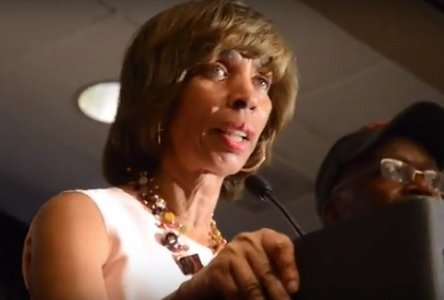 State Senator Catherine Pugh defeated former mayor Sheila Dixon in Baltimore's democratic primary for mayor.