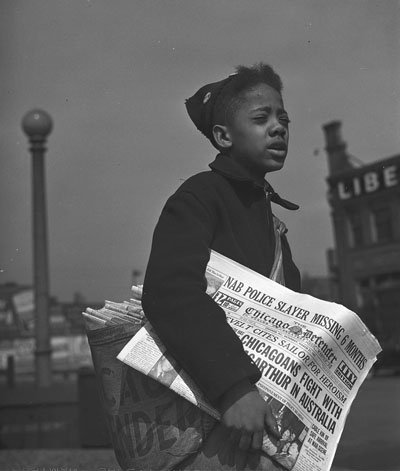 Another banned Black newspaper, the Pittsburgh Courier (now the New Pittsburgh Courier), used the Black Pullman Porters to carry out ...