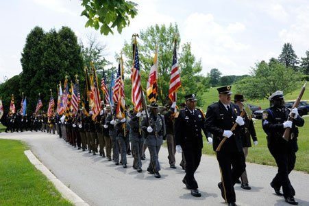 On Friday, May 6, 2016, hundreds of law enforcement officers and firefighters, dignitaries and members of the community, family and ...