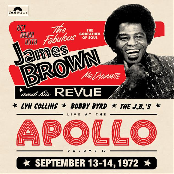 "A long-lost gem from the ""Godfather of Soul"" has been unearthed for the world to hear."