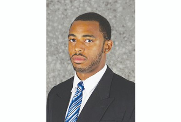 A native Richmonder who got a late start in football could be Hampton University's next NFL entry. Miles Grooms hopes ...