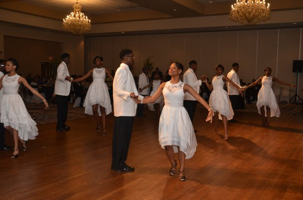 THE BEAUTILLION MILITAIRE…