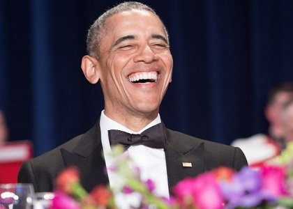 President Barack Obama appeared at his final White House Correspondents' Dinner Saturday night, taking aim at everything from the media ...