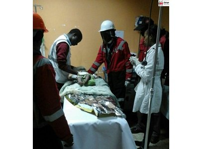 A baby girl has been rescued after 80 hours trapped in the rubble of a collapsed residential building in the ...