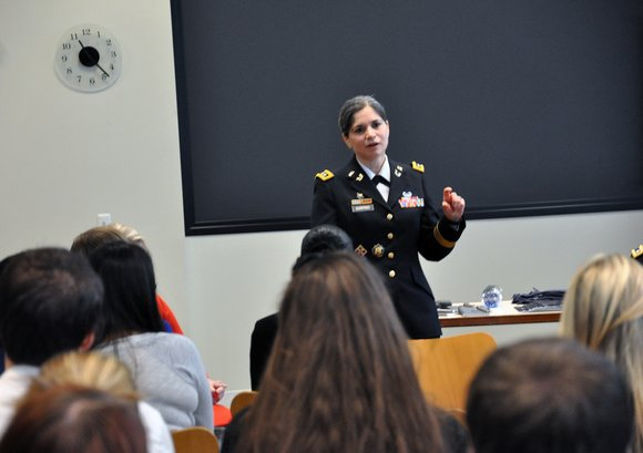 The Women's Law Society and the Society on National Security and International Law at South Texas College of Law/Houston recently ...