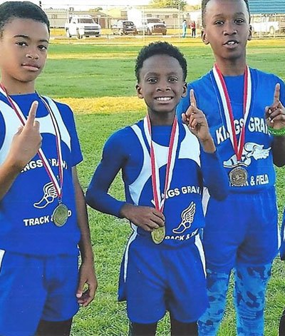 On April 2, 2016 Jefferson Parish Parks and Recreation held its Parish Wide track Meet. Kings Grant Park's ten year ...